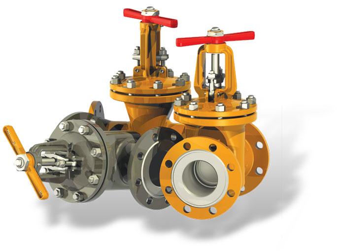трубопроводная арматура и клапаны запорные
