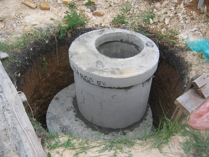 Кольцо для канализационного колодца своими руками