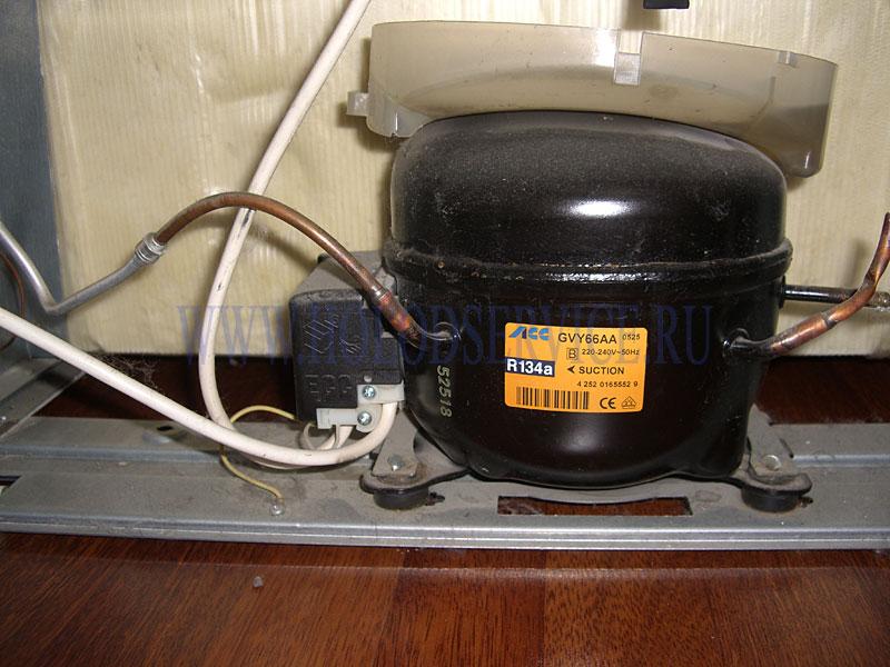 Холодильник двухкамерный индезит ремонт своими руками