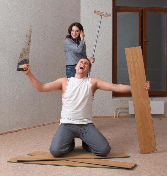 Сделать ремонт своими руками в доме